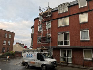 Roof repairs in Whitchurch
