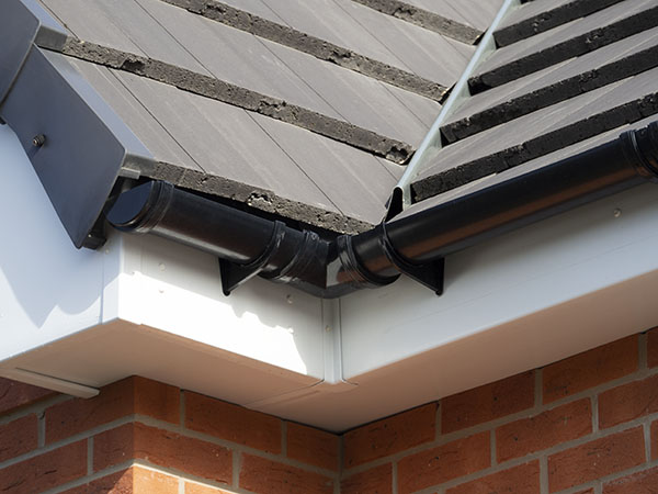 Soffits and Gutters